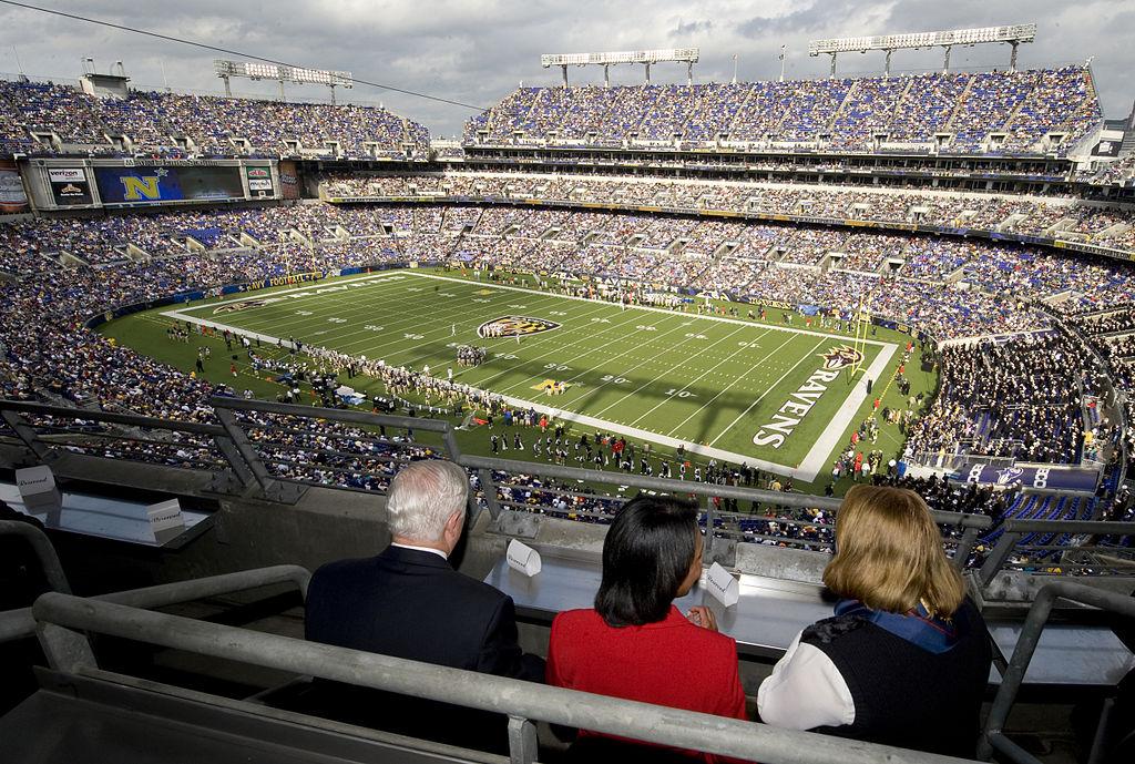 Limo Service Baltimore Ravens Stadium
