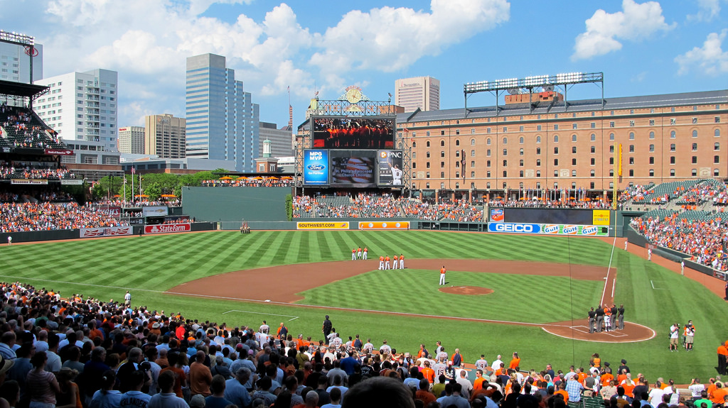 Limo Service Oriole Park At Camden Yards