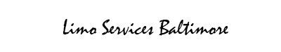 Limo Services Baltimore Logo